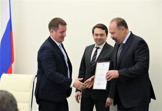 Минстрой России отметил главного жилищного инспектора Чукотки