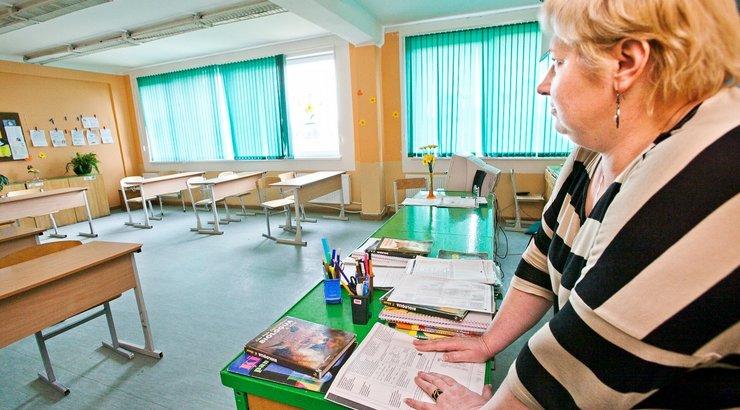 Латвийские учителя издеваются над русскоязычными первоклассниками