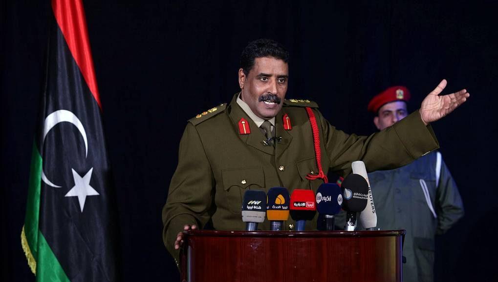 Ахмад Мисмари рассказал о преступлениях иностранных наемников в Триполи