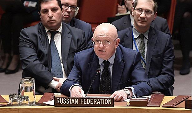 Небензя: ответственность за невыполнение Киевом минских договоренностей лежит на США и ЕС