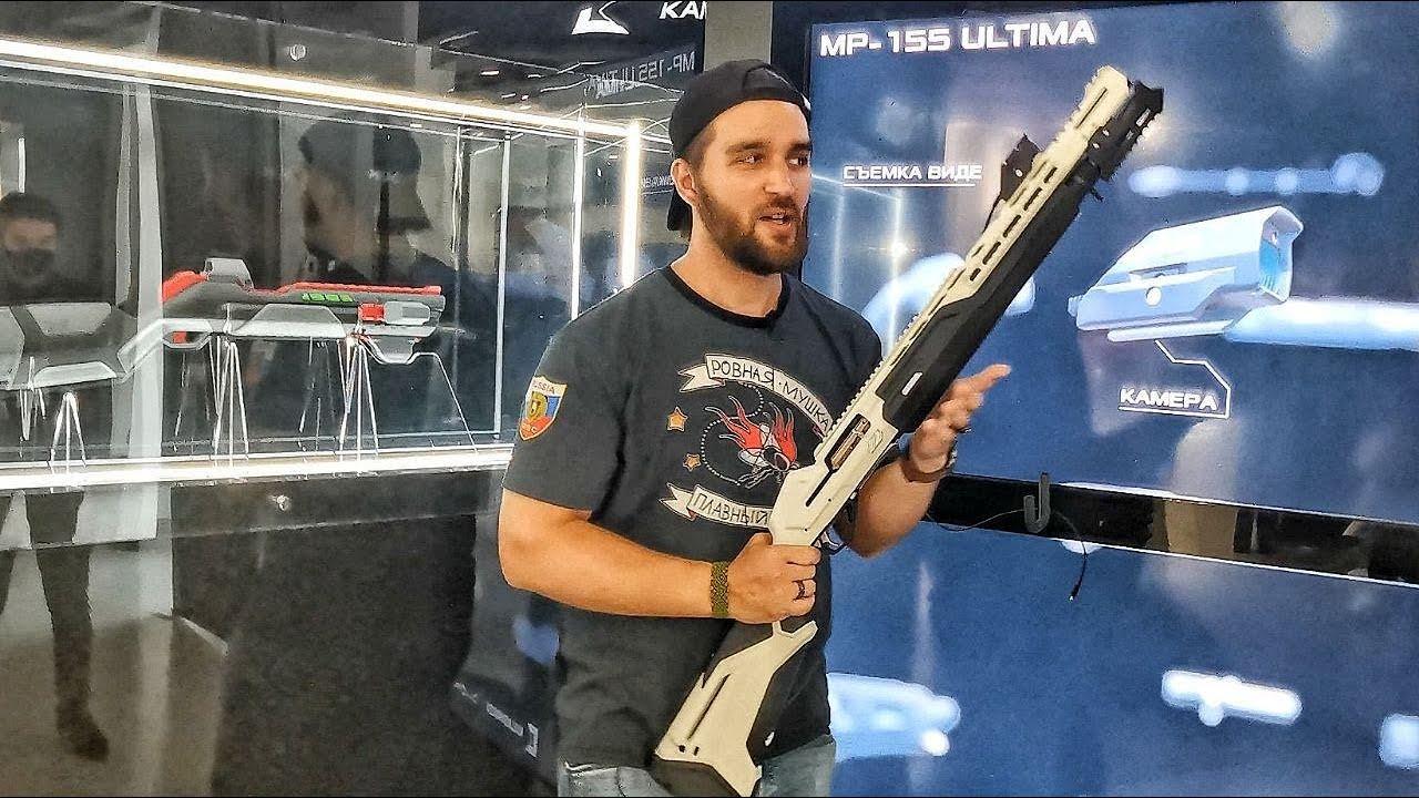 Российский концерн «Калашников» представит умное ружье на выставке IDEX 2021