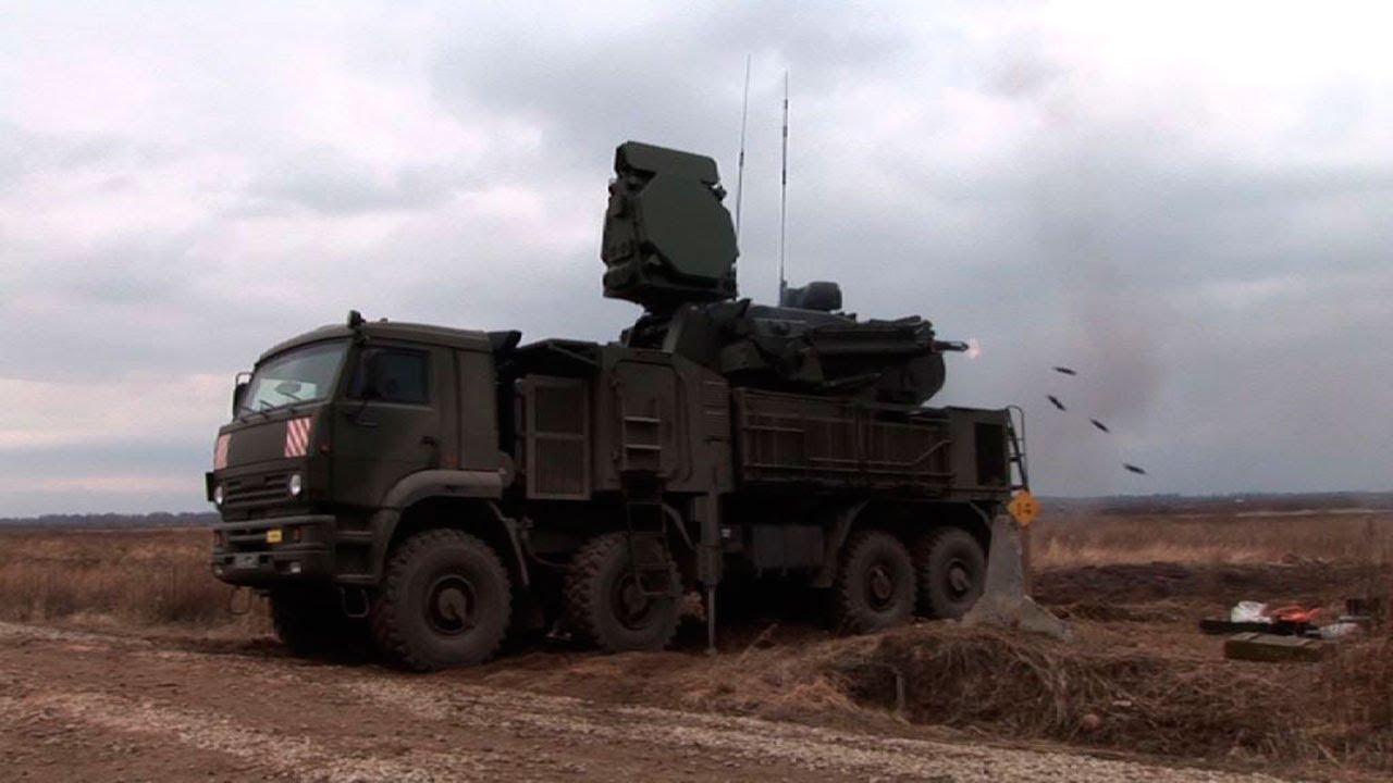 Эксперты сравнили возможности российского ЗРК «Панцирь-С1» с израильской системой Spyder-MR («Паук-MR»)