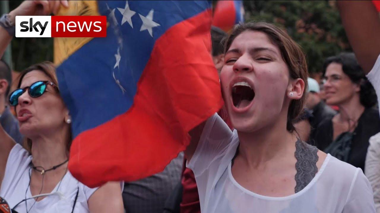 Зачем США поддерживают госпереворот в Венесуэле?