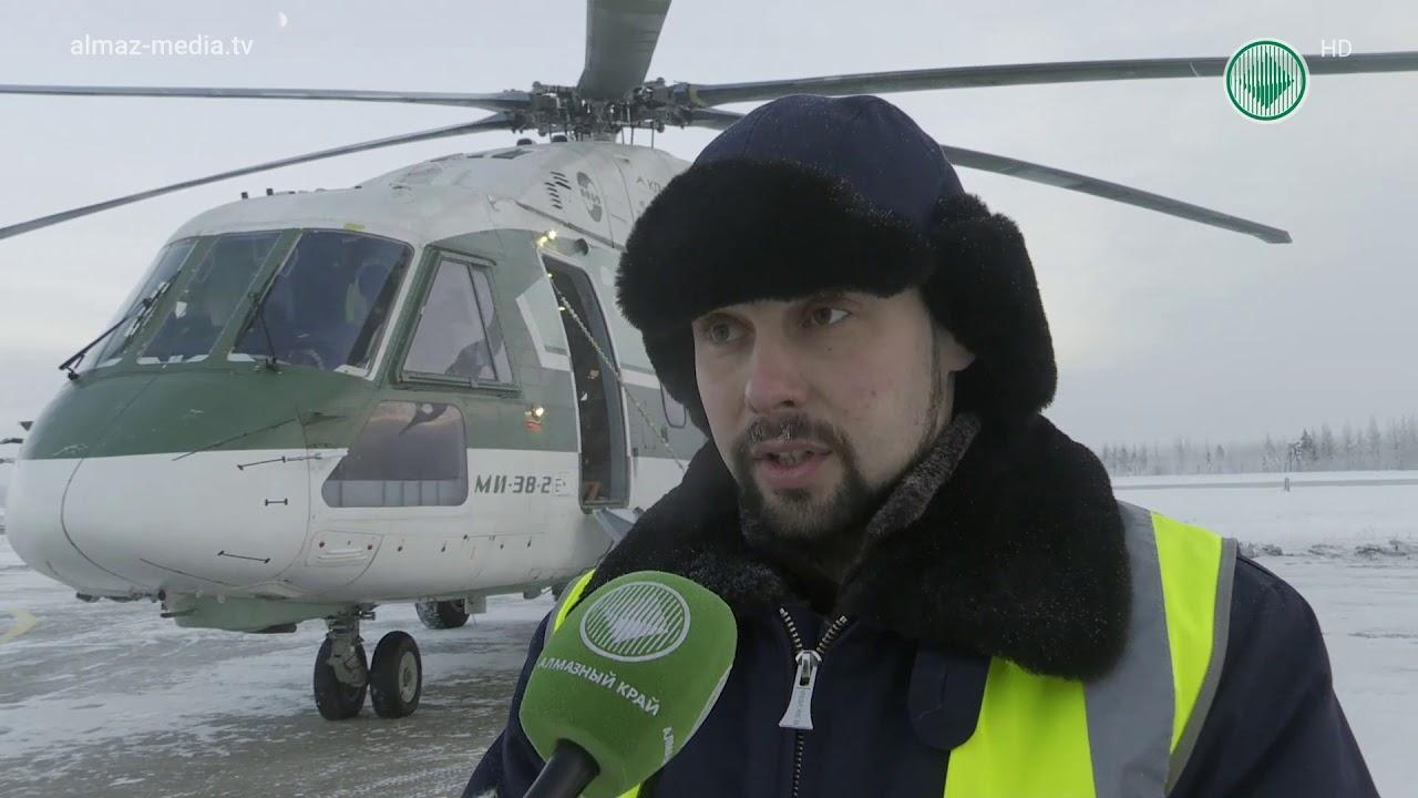 В России завершились заводские испытания новейшего вертолета Ми-38-2