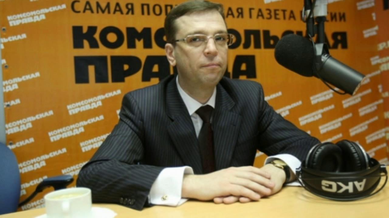 Борец с «кровавым режЫмом»: Никита Кричевский