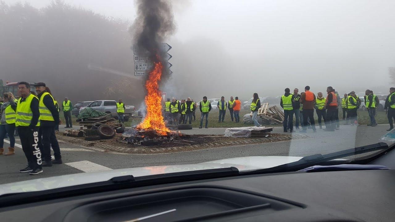 Настоящие причины протестных настроений во Франции