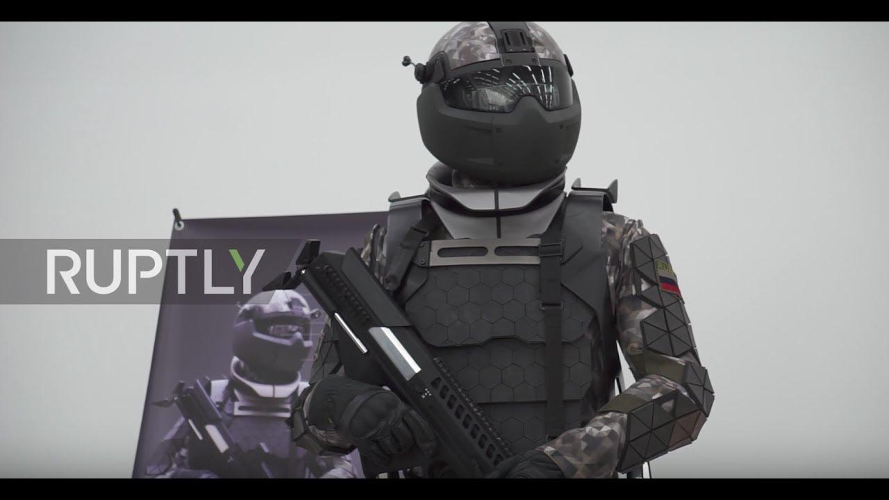Армия России получила на вооружение экипировку «Ратник» третьего поколения