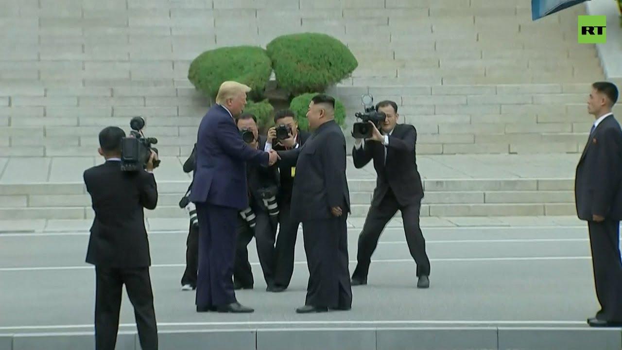 Пушков назвал встречу Трампа с Ким Чен Ыном пиаром
