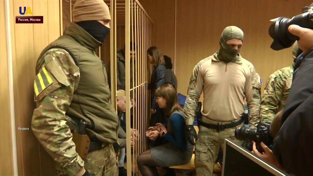 Следствие предъявило окончательное обвинение задержанным украинским морякам