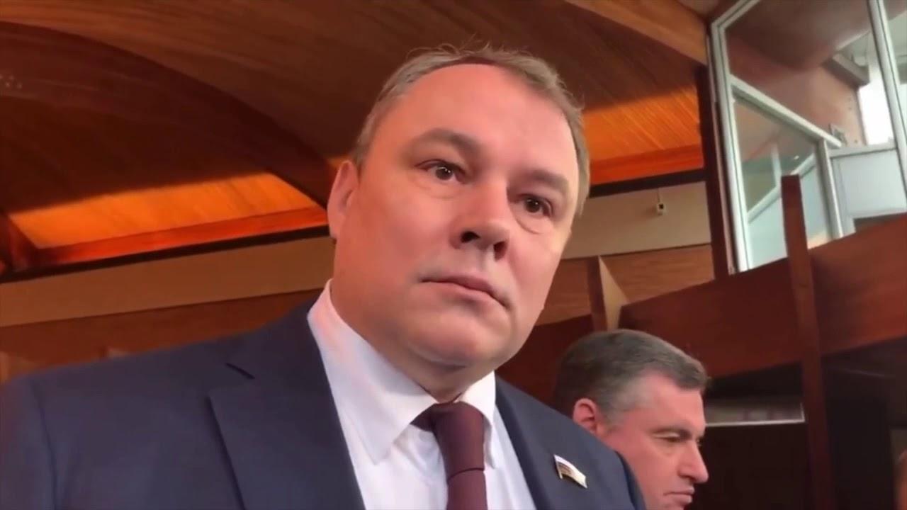 Петр Толстой избран вице-президентом ПАСЕ