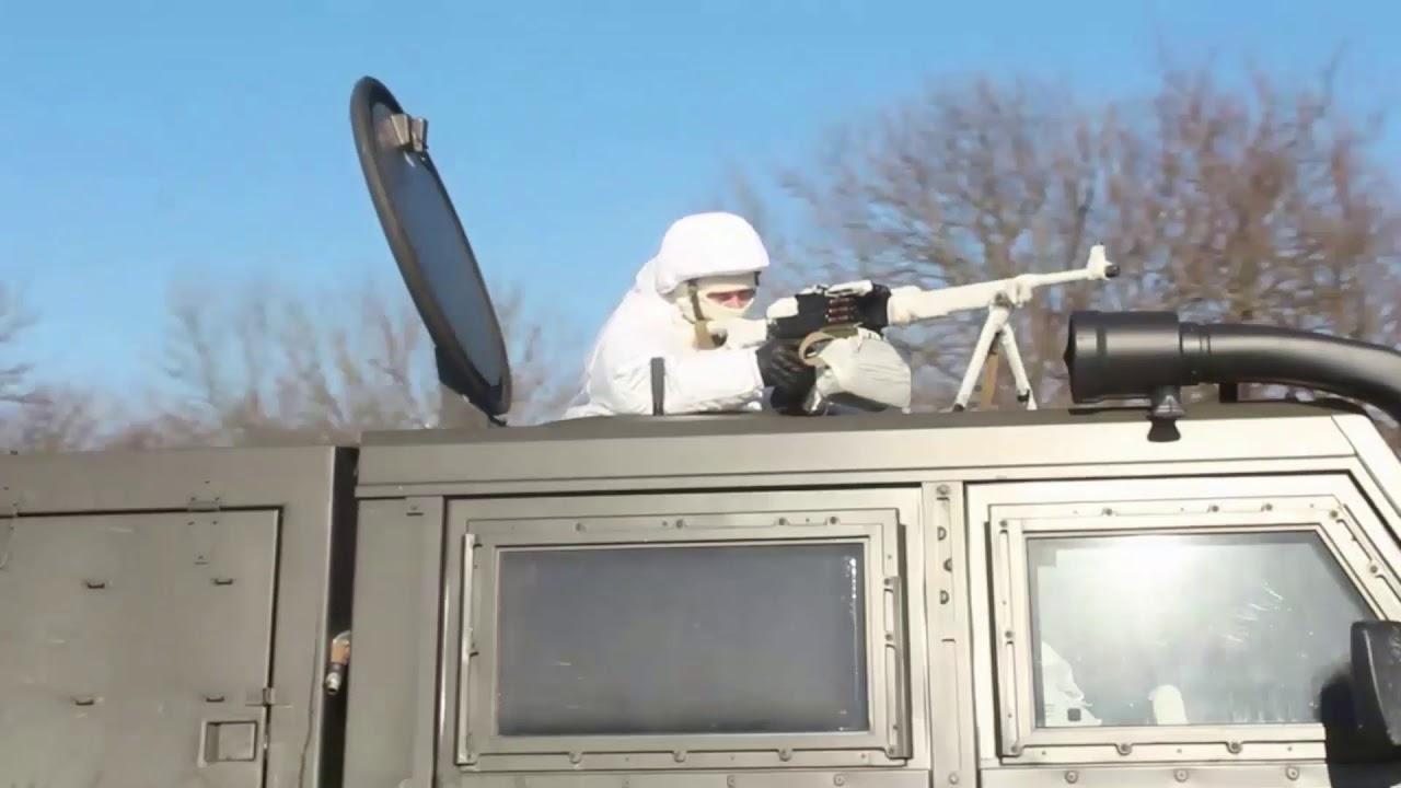 Южный военный округ готовится к конкурсу «Снайперский рубеж»