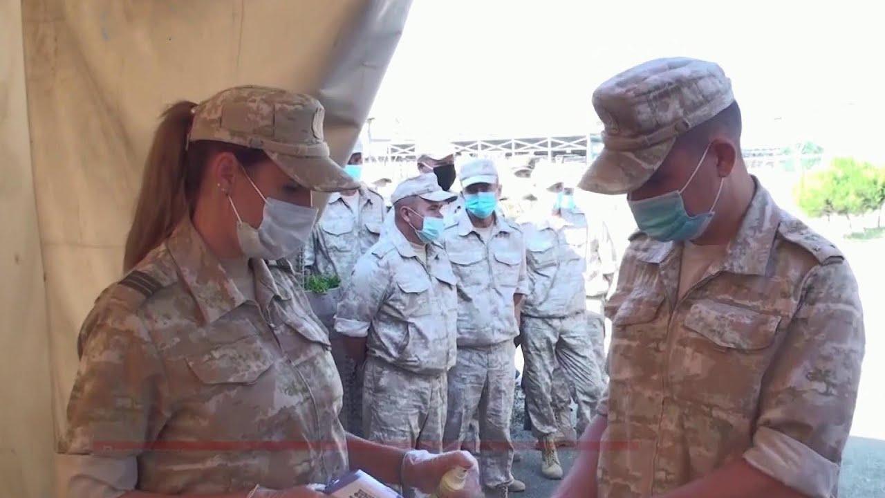 Как голосуют российские военные в Сирии
