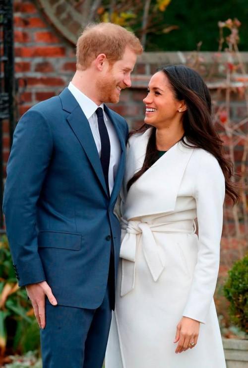 Стала известна точная дата свадьбы Меган Маркл и принца Гарри