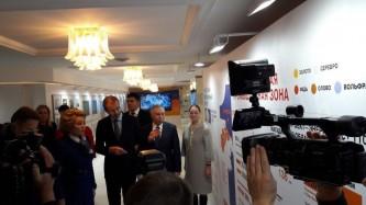 Роман Копин и Валентина Матвиенко обсудили достижения и перспективы развития Чукотского автономного округа