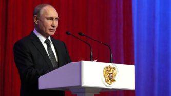 Губернатор Чукотки примет участие в оглашении послания Президента РФ