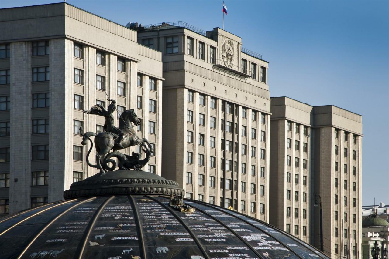 Депутаты ГД рассмотрели законопроект об использовании нацисткой символики и атрибутики в научных целях