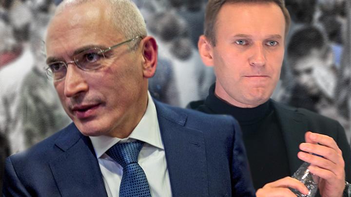 Финансирование летних протестов не обошлось без Ходорковского и Конгресса США