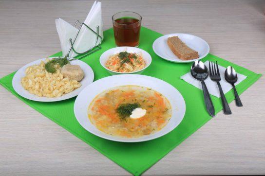 Губернатор Роман Копин потребовал проверить качество школьного питания на Чукотке
