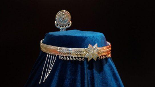 Главный символ Окружного конкурса «Краса Чукотки 2020» представлен жителям региона