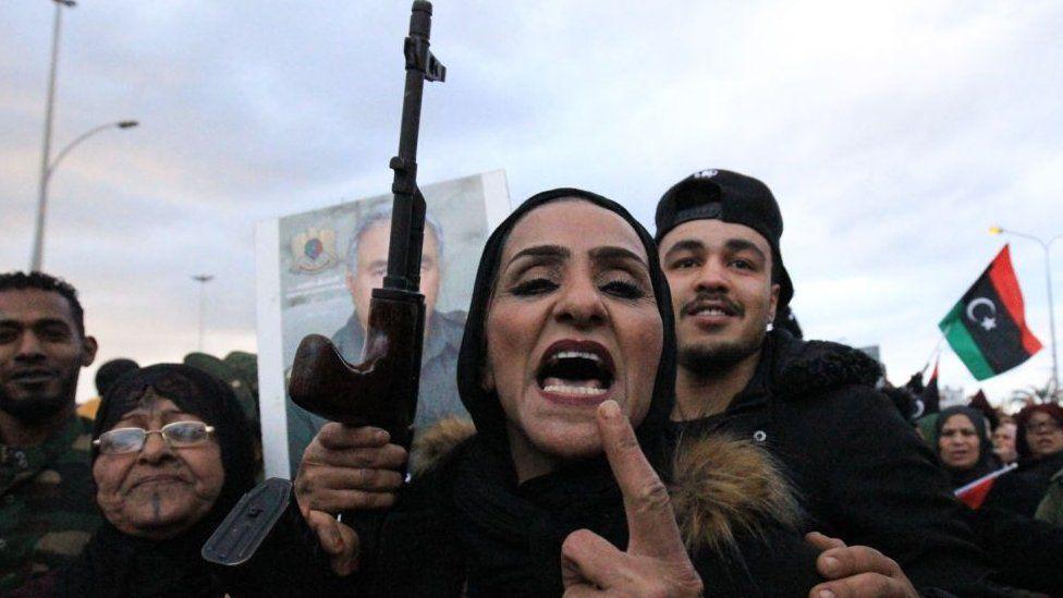 ПНС призывает организовать серию взрывов на востоке Ливии, в Египте и Объединённых Арабских Эмиратах