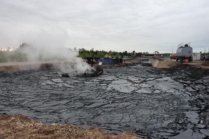 Бизнесмены ХМАО и Красноярского края, в сфере утилизации нефтебуровых шламов, страдают от «экологической мафии» в регионе?