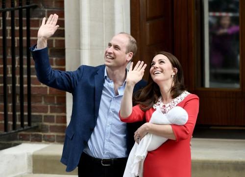 Какой титул у новорожденного сына герцогини Кейт и принца Уильяма?