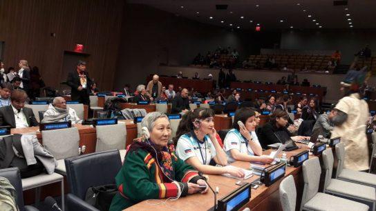 В ООН представлен пример Чукотки в сфере социальной ответственности горнодобывающих компаний