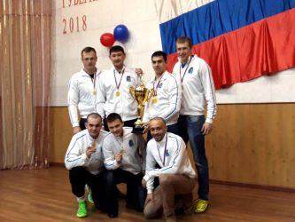 Спортсмены Анадыря стали победителями второго этапа Кубка Губернатора