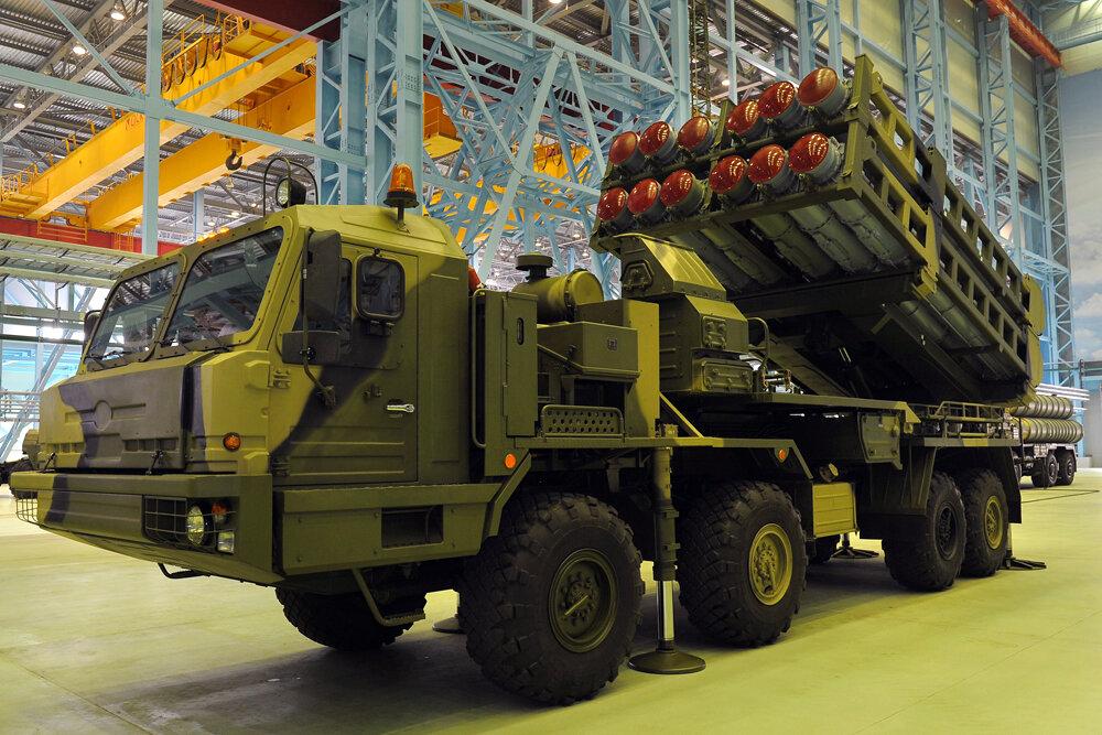 В ответ на действия Польши, Россия строит новые С-350 «Витязь»