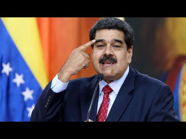 Мадуро назвал безумием высказывание Трампа о вводе американских войск в Венесуэлу