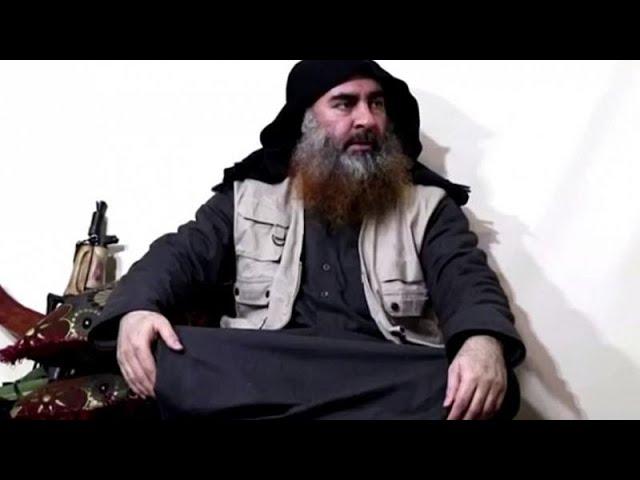 США девятый раз уничтожили аль-Багдади