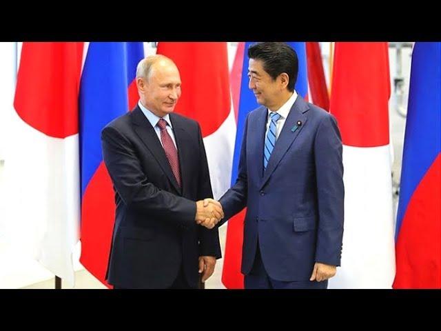 После переговоров с Путиным, Абэ возвращается в Японию с пустыми руками