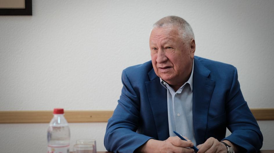 Владимир Синяговский: «Мусорную реформу необходимо ускорить»