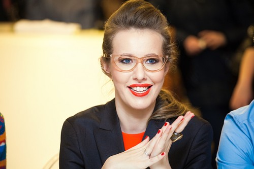 Иван Ургант снял пародию на предвыборное видео Ксении Собчак