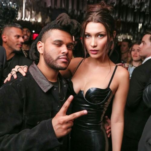 Белла Хадид топлес и слухи о возобновлении отношений с The Weeknd