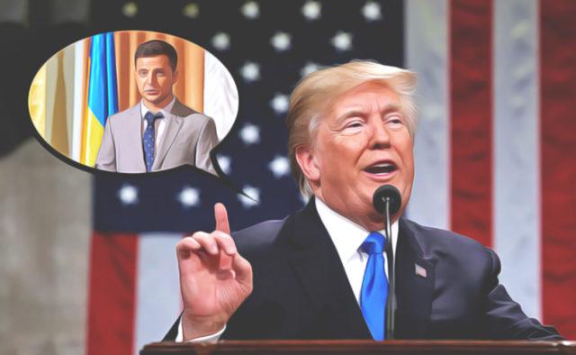 Трамп использовал Украину для расправы над Байденом