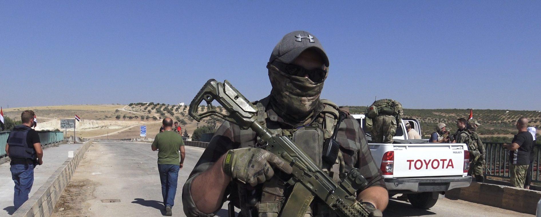 Рожин считает, что США выгодно раскачивать тему присутствия ЧВК «Вагнера» в Ливии