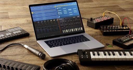 Обновленная версия программы для создания музыки
