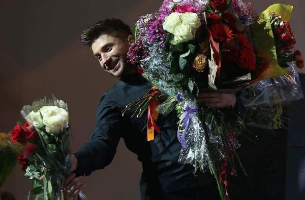 Полина Гагарина отвергла Сергея Лазарева