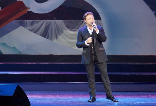 Александр Коган на премии «Крылья аиста» в Кремле
